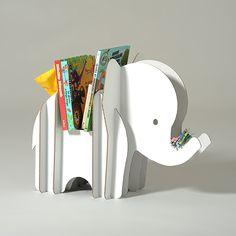 Carboard magazine rack   Effy   #kids #children #furniture #design #gadget #animal #colour #beautiful #decoration #decoracion #niños #infantil #diseño #creativity #creatividad #diy #craft #handcraft #handmade