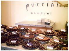 Puccini Bomboni / Best Chocolate shop