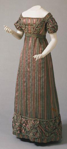 Dress 1823 The Philadelphia Museum of Art - OMG that dress!