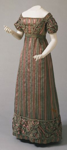 Dress 1823 The Philadelphia Museum of Art - OMG that dress!