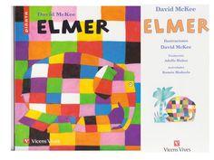 Elmer  Elmer, el elefante de colores.