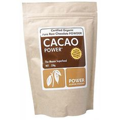 Raw Cacao Powder - Power Superfoods
