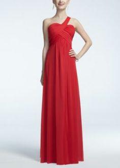 Long Bridesmaid Dresses - David's Bridal