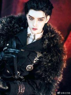ken cho o dracula Mode Inspiration, Character Inspiration, Character Art, Anime Dolls, Bjd Dolls, Ball Jointed Dolls, Ai No Kusabi, Mode Lolita, Realistic Dolls