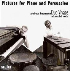 Duo Vivace - Pictures for Piano and Percussion