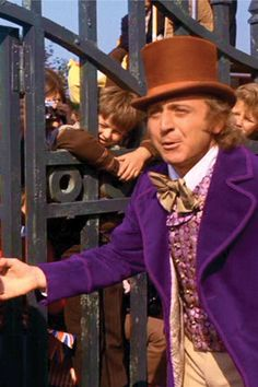 Willy Wonka and the Chocolate Factory (1971).