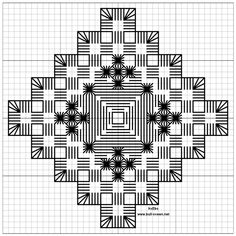 Hardangersøm – Vevstua Bull-Sveen Embroidery Designs, Christmas Embroidery Patterns, Types Of Embroidery, Learn Embroidery, Creative Embroidery, Hand Embroidery Stitches, Embroidery Techniques, Bead Loom Patterns, Doily Patterns