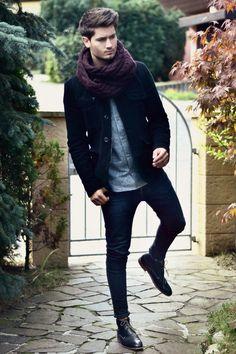 men's fall fashion.