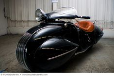 Originally built by O. Ray Courtney in 1936 and is based on a 1930 K.J Henderson
