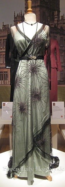 Downtown Abbey dress