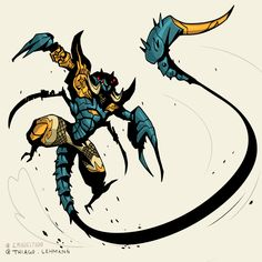 Fantasy Character Design, Character Design Inspiration, Character Concept, Character Art, Concept Art, Monster Design, Monster Art, Fantasy Creatures, Mythical Creatures