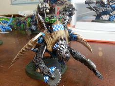 Tyranids enslaved by Orks