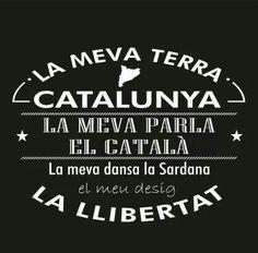 La meva terra catalunya#llibertat