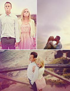 A Beachy Cali Engagement Session