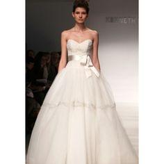 NY Bridal Fashion Week 2011 – Kenneth Pool 9