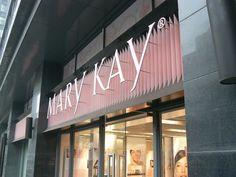Mary Kay Cosmetics - Retail Beauty Centre, China