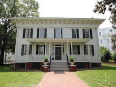 First White House Of The Confederacy Montgomery See 371 Reviews Articles And Sweet Home AlabamaMobile