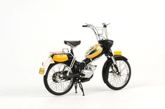 miniatuurshop - bevro-wsi - puch vs50 zwart  geel