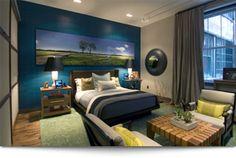 #Bedroom #HomeDecor via Savant Systems