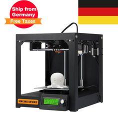 Deutschland Warenhaus Geeetech Assembled Me Creator 2 Desktop 3D-Drucker  MK8