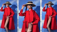Setting sail with Dior