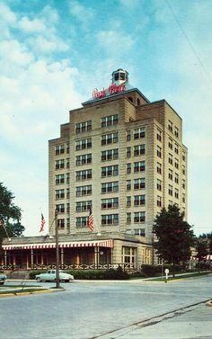 The Park Place Hotel - Traverse City,Michigan