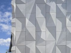 Kuopio+City+Theatre+/+ALA+Architects - white concrete panels