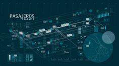 Cartografías Urbanas by Sofia Stead, via Behance