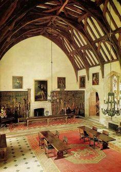 Berkley Castle, Great Hall