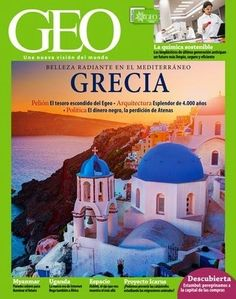 Revistas PDF En Español: Revista Geo España - Mayo 2015 - PDF HQ