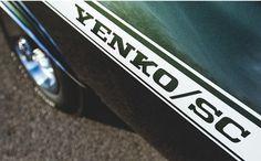 1969 Chevrolet Yenko Chevelle.   Muscle Car