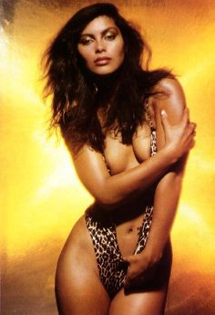 """Denise Matthews aka Vanity from Vanity 6 ., it just doesn't get hotter than this Girls.....  Behind the sexy starlet  attitude  """"is a True Beauty""""."""