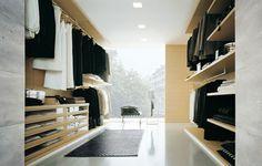 amazing open closet