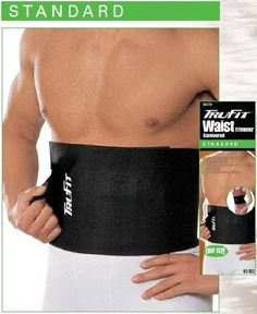 Tighten Those Abs Today With The Trufit Waist Trimmer #WaistTrimmer http://smartabbeltreviews.com