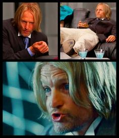 Haymitch <3 - Perfect casting!!