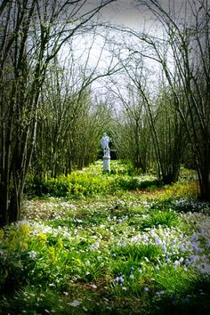 Pomysły do ogrodu z Sissinghurst.  Sielski Dom i Ogród