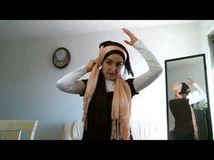 Link Tie Tichel Tutorial - YouTube