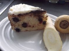 Parsnip & Blueberry Cake