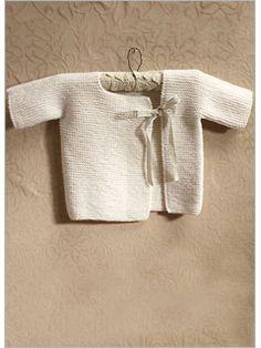 baby kimono pattern to knit