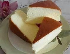 Living in Japan I discovered this nice Japanese Cheesecake. Myself, I think it's really delicious. Japanese Cotton Cheesecake, Japanese Cheesecake Recipes, Snack, Cakes And More, Sweet Recipes, Cupcake Cakes, Bakery, Sweet Treats, Dessert Recipes