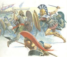 Battle of Marathon: Greeks vs Persia