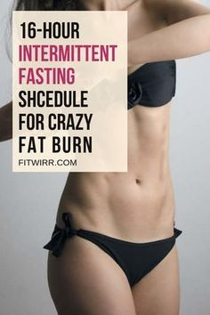 intermittent fasting schedule to burn fat like crazy. This fasting method can be easily combined with a diet like keto to further increase the fat burn and fat loss, which leads to more weight loss. How to lose weight Diet Food To Lose Weight, Losing Weight Tips, Weight Loss Tips, How To Lose Weight Fast, Weight Gain, Extreme Weight Loss, Best Weight Loss Foods, Extreme Diet, Fast Weight Loss