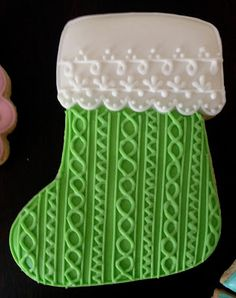 Oh Sugar Events: Christmas Cookies Christmas Stocking Cookies, Christmas Sugar Cookies, Christmas Sweets, Holiday Cookies, Christmas Meals, Holiday Baking, Christmas Baking, Sugar Cookie Royal Icing, Cookie Designs