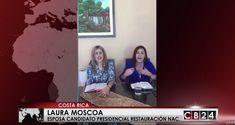 Esposa De Aspirante Presidencial En Costa Rica Se Volvió Viral Por Hacer Campaña Hablando En Lenguas Extrañas