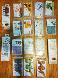 Chesapeake Bay Candle Scented Wax Melts Review http://www.scentedwaxreviews.com/2015/10/chesapeake-bay-candle-scented-wax-review.html