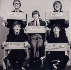 Herman's Hermits--they were actually pretty good.