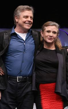 Mark Hamill: Carrie Fisher: A Life in Pictures Star Wars Cast, Star Wars Film, Hollywood Actor, Old Hollywood, Debbie Reynolds Carrie Fisher, Mark Hamill Luke Skywalker, Star War 3, Star Wars Humor, American Actors