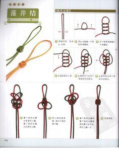 编织手链来自hongye0131的图片分享-堆糖;
