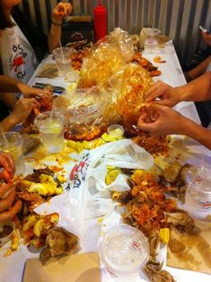 The Boiling Crab in Los Angeles, CA