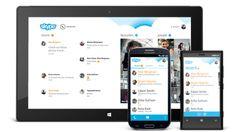 Skype para Android agrega 14 nuevos idiomas, arregla problema con llamadas vía WiFi e incluyen ads